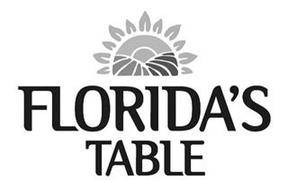 FLORIDA'S TABLE