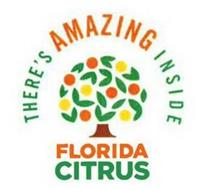 THERE'S AMAZING INSIDE FLORIDA CITRUS