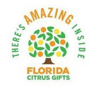 THERE'S AMAZING INSIDE FLORIDA CITRUS GIFTS