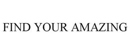 FIND YOUR AMAZING