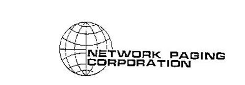 NETWORK PAGING CORPORATION