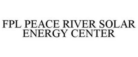 FPL PEACE RIVER SOLAR ENERGY CENTER