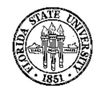 FLORIDA STATE UNIVERSITY 1851 VIRES ARTES MORES
