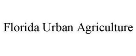 FLORIDA URBAN AGRICULTURE