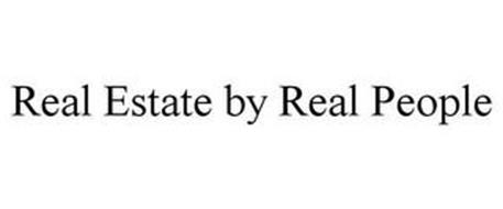 REAL ESTATE BY REAL PEOPLE