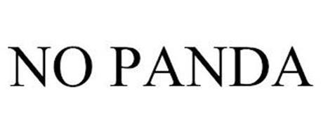 NO PANDA