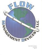FLOW MANAGEMENT DEVICES LLC