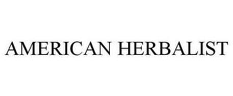 AMERICAN HERBALIST