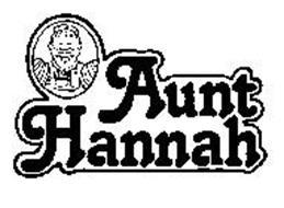 AUNT HANNAH