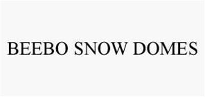 BEEBO SNOW DOMES