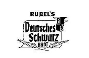 RUBEL'S DEUTSCHES SCHWARZ BROT
