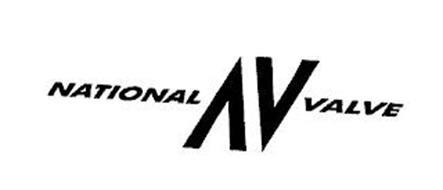 NATIONAL VV VALVE