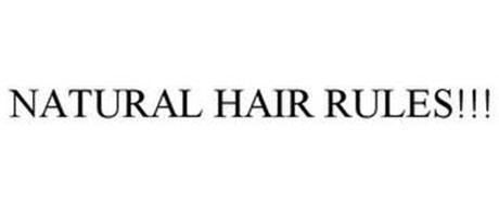 NATURAL HAIR RULES!!!