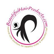 BEAUTIFULHAIRPRODUCTS.COM NATURAL SAFE SOLUTIONS FOR HEALTHY SCALP & BEAUTIFUL HAIR