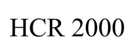 HCR 2000