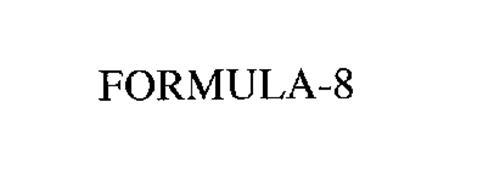 FORMULA-8