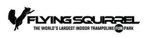 FLYING SQUIRREL THE WORLD'S LARGEST INDOOR TRAMPOLINE FUN PARKS