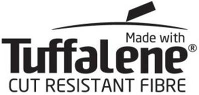 TUFFALENE CUT RESISTANT FIBRE MADE WITH