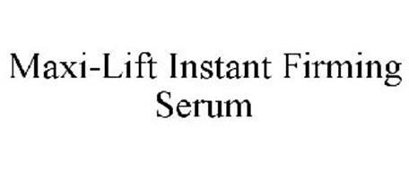 MAXI-LIFT INSTANT FIRMING SERUM