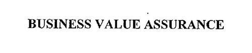 BUSINESS VALUE ASSURANCE
