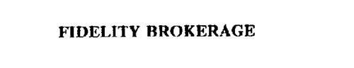 FIDELITY BROKERAGE
