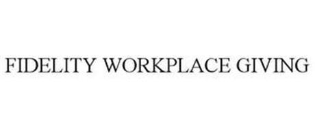 FIDELITY WORKPLACE GIVING