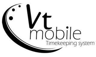 VT MOBILE TIMEKEEPING SYSTEM