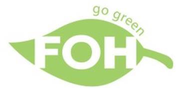 FOH GO GREEN