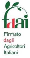 FDAI FIRMATO DAGLI AGRICOLTORI ITALIANI