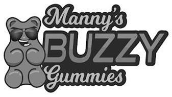 MANNY'S BUZZY GUMMIES