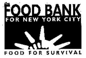 THE FOOD BANK FOR NEW YORK CITY FOOD FOR SURVIVAL