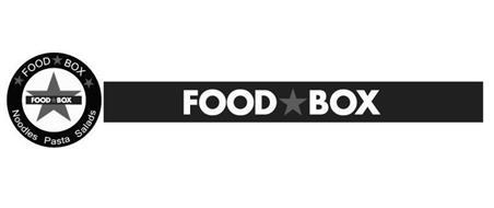 FOOD BOX NOODLES PASTA SALADS