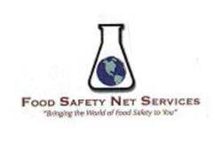"""FOOD SAFETY NET SERVICES """"BRINGING THE WORLD OF FOOD SAFETY TO YOU"""""""