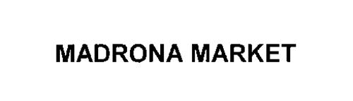 Madrona Market Food Service