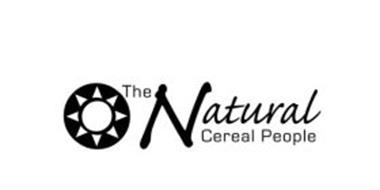 THE NATURAL CEREAL PEOPLE