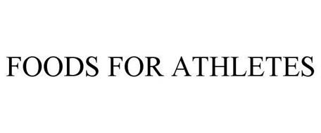 FOODS FOR ATHLETES