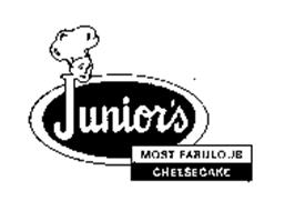 JUNIOR'S MOST FABULOUS CHEESECAKE