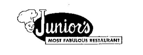 JUNIOR'S MOST FABULOUS RESTAURANT