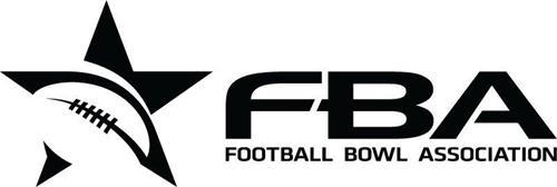 FBA FOOTBALL BOWL ASSOCIATION
