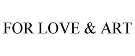 FOR LOVE & ART