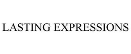 LASTING EXPRESSIONS