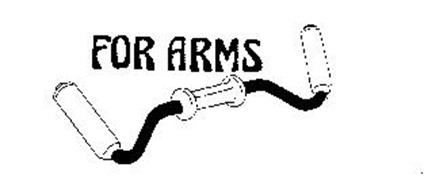 FOR ARMS