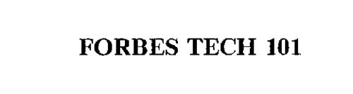 FORBES TECH 101
