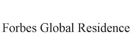 FORBES GLOBAL RESIDENCE
