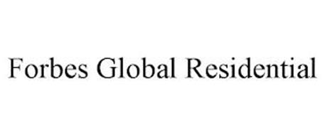 FORBES GLOBAL RESIDENTIAL