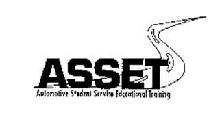 ASSET AUTOMOTIVE STUDENT SERVICE EDUCATIONAL TRAINING