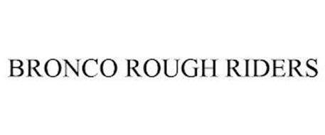 BRONCO ROUGH RIDERS