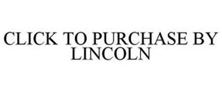 CLICK TO PURCHASE BY LINCOLN