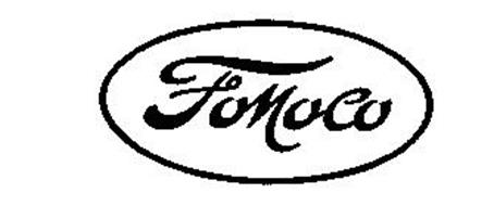 Fonoco trademark of ford motor company the serial number for Ford motor company number