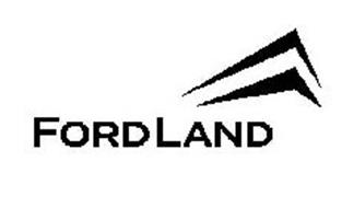 Ford Land Trademark Of Ford Motor Company Serial Number